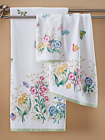 Butterfly Meadow Towel Collection