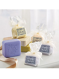 3 Matching Soaps & Bath Salts