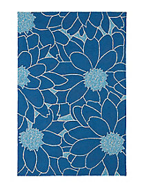 Pacifica Floral Indoor/Outdoor Rug