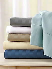 Andiamo 500 TC Stripe Sheet Set