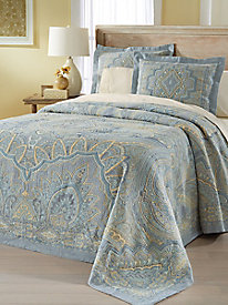 Atlantic Isle Pillow Shams