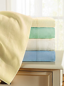 Classic Linen Blend Sheet Set