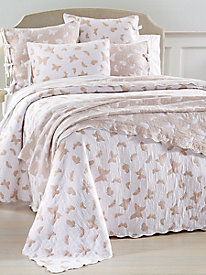 Monarch Meadows Reversible Matelasse Bedding Collection