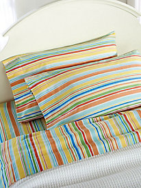 Classic Cotton Striped Sheeting