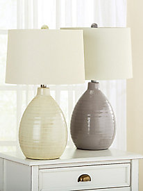 Traditional Ceramic Table Lamp