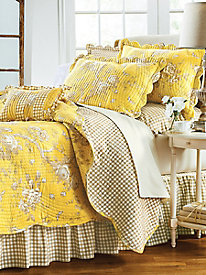 Francesca Quilt Bedding Collection