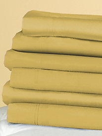 Luxury Essential 700 Thread Count Solid Pillowcases (Set of 2)