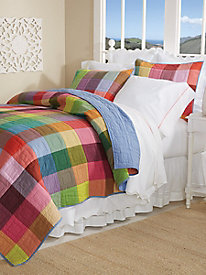 Mallory Square Quilt & Shams