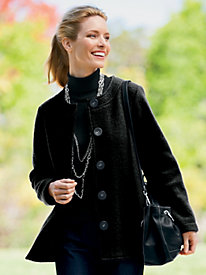 Swing-Into-Style Jacket