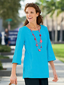 Life's A Breeze Pullover Tunic