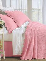Milano Matelasse Bedspread, Coverlet, Shams & Pillows