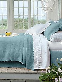 Milano Matelasse Bedding Collection