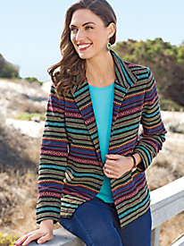 Women's Miracle Stripe Jacket