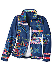 Women's Floral Fascination Jacket