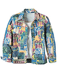 For-Real Jean Jacket