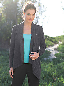 Women's French Terry Serenity Wrap