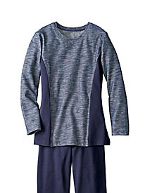 Women's IndiGo-Anywhere Sweatshirt