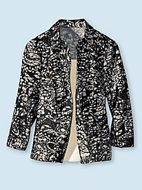 Women's Batiki Time Floral Jacket