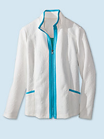 Women's Modern Quilted Jacket