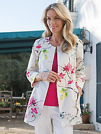 Women's Cherry Blossom Jacket