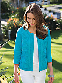 Women's Statement-Maker Soutache Jacket