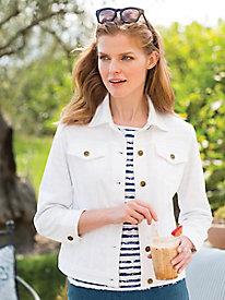 Women's Jean-Style Knit...