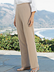 Women's Side-Zip Dress Pants