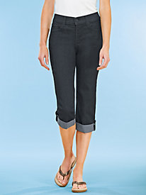 Women's NYDJ Cropped Denims