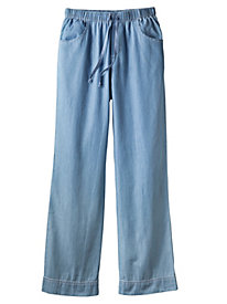 Women's Chambray Pants