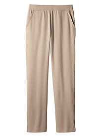 Women's Number-One Knit Pants by Norm Thompson