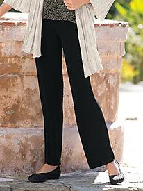 Women's Boucle Knit Pants