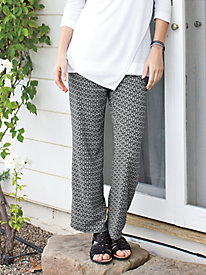 Women's Pull-On Rayon Pants