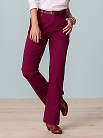 Women's Perfect-Fit Colored Jeans