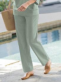 Women's Look of Linen Pants