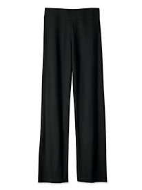 Women's Paris Crepe Pull-On Pants