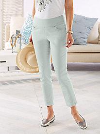 Women's Jag Amelia Slim Ankle Pants
