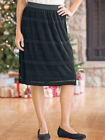 Women's Mini-Pleat Skirt