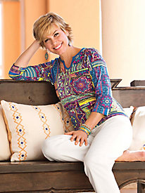 Women's Marrakesh Magic Tunic
