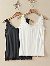 Women's 2-Way Lace Tank