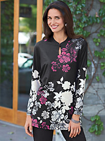 Women's Paragon of Petals Tunic