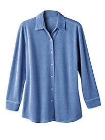 Women's Serena Long-Sleeved Big Shirt