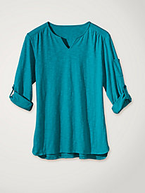 Women's Essential Slub Tunic