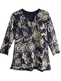 Women's BotaniCool Floral Tunic