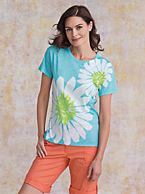 Women's Super Daisy Tee