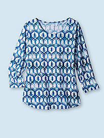 Women's Carousel Tunic