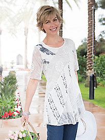 Women's Light & Lacy Tunic
