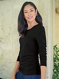 Women's Ravishing Ruched top