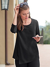 Women's Sleek-Angle Tunic