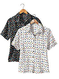 Women's La-Di-Dot Shirt