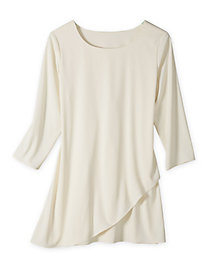 Women's Double Layer Tunic